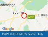 Traffic Location - 50.45,-4.66