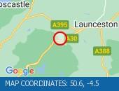 Traffic Location - 50.6,-4.5