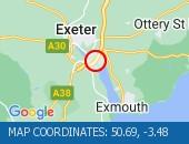 Traffic Location - 50.69,-3.48