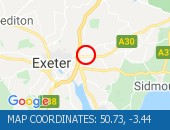 Traffic Location - 50.73,-3.44