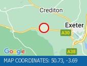 Traffic Location - 50.73,-3.69