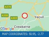 Traffic Location - 50.95,-2.77