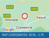 Traffic Location - 50.95,-2.79