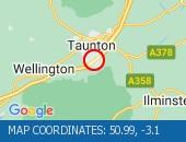 Map location: 50.99,-3.1