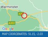 Traffic Location - 51.15,-2.03