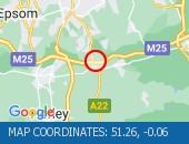 Map location: 51.26,-0.06