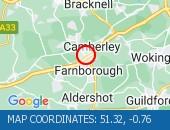 Map location: 51.32,-0.76