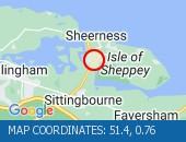 Map location: 51.4,0.76