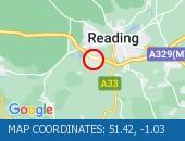 Traffic Location - 51.42,-1.03