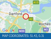 Traffic Location - 51.43,0.31