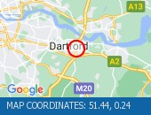 Traffic Location - 51.44,0.24