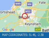 Traffic Location - 51.46,-2.58