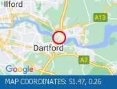 Traffic Location - 51.47,0.26