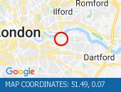 Traffic Location - 51.49,0.07