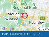 Traffic Location - 51.5,-0.49