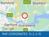 Map location: 51.5,0.35