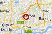 Map location: 51.54,-0.01