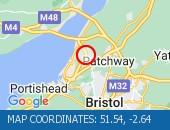 Traffic Location - 51.54,-2.64