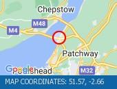 Traffic Location - 51.57,-2.66