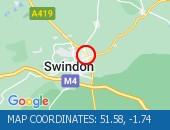 Traffic Location - 51.58,-1.74