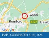 Map location: 51.61,0.26