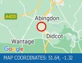 Traffic Location - 51.64,-1.32