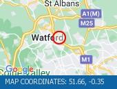 Map location: 51.66,-0.35