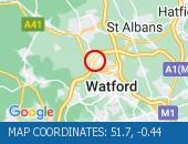Map location: 51.7,-0.44