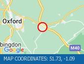 Traffic Location - 51.73,-1.09