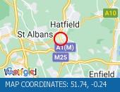 Map location: 51.74,-0.24