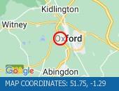 Traffic Location - 51.75,-1.29