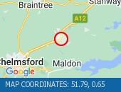 Traffic Location - 51.79,0.65