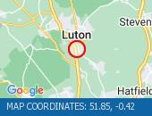 Traffic Location - 51.85,-0.42