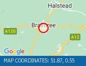 Traffic Location - 51.87,0.55
