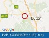 Traffic Location - 51.89,-0.53