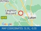 Traffic Location - 51.91,-0.55