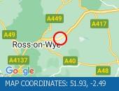 Traffic Location - 51.93,-2.49