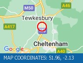Traffic Location - 51.96,-2.13