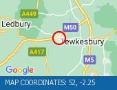 Map location: 52,-2.25