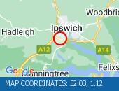 Traffic Location - 52.03,1.12