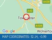 Traffic Location - 52.14,-0.99