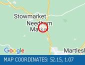 Traffic Location - 52.15,1.07