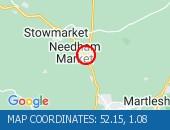 Traffic Location - 52.15,1.08
