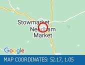 Traffic Location - 52.17,1.05