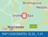 Traffic Location - 52.26,-2.14