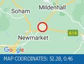 Traffic Location - 52.28,0.46