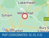 Traffic Location - 52.33,0.51