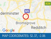 Traffic Location - 52.37,-2.06