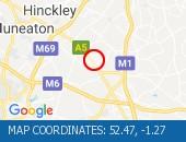 Traffic Location - 52.47,-1.27