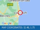 Traffic Location - 52.48,1.75